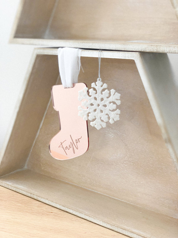 Stocking Bauble - The Little Details Design Boutique