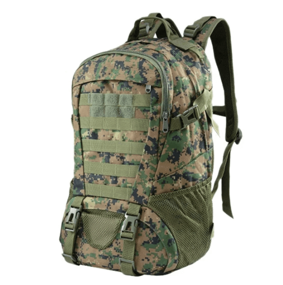 30 to 40 Liter Military Camouflage Tactical Outdoor Backpack