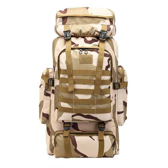 Incredible 80L Outdoor Backpack