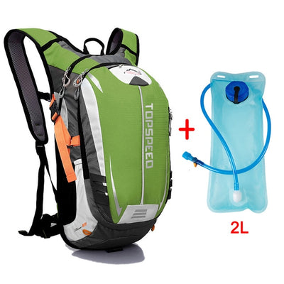 TopSpeed™ Hydration Backpack