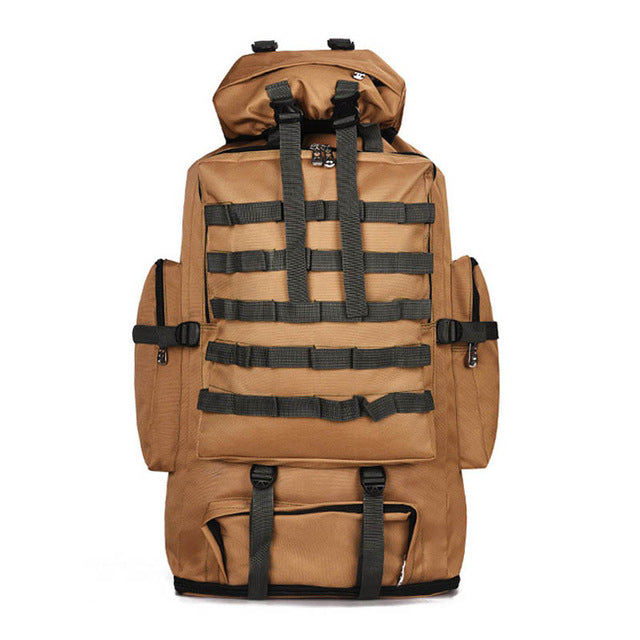 100L Adventure Outdoor Backpack
