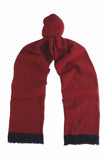 Bordeaux Knit Scarf