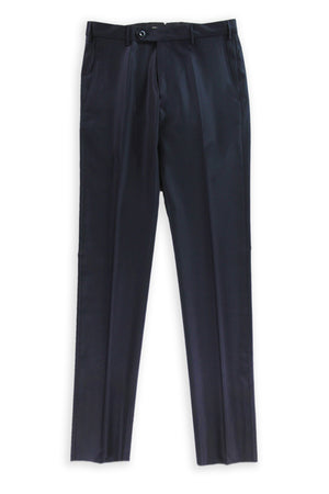 Marco Wool Navy Trouser