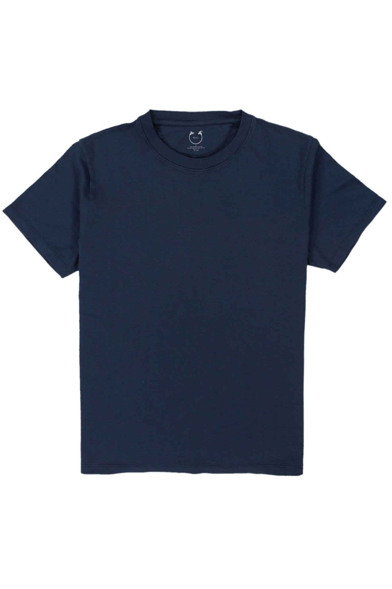 """Hector-Mini"" Short Sleeve Crew"