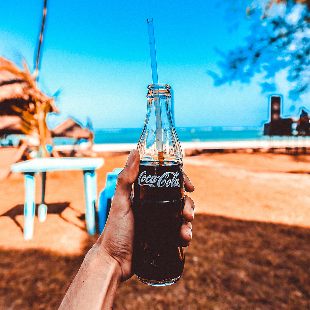 Coca-Cola Introduces World's First Bottle From Recycled Ocean Plastic Waste
