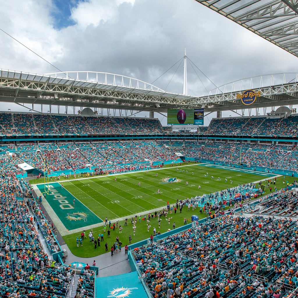 NFL Stadium's Concession Stands To Soon Be Plastic-Free