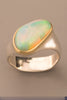 Freeform Ethiopian Opal Ring