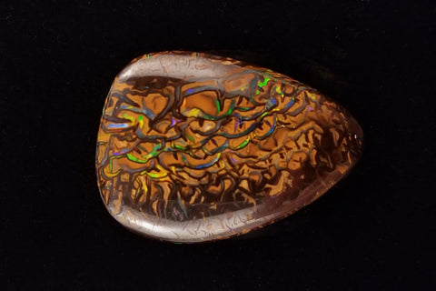 Ironstone Matrix Queensland Opal