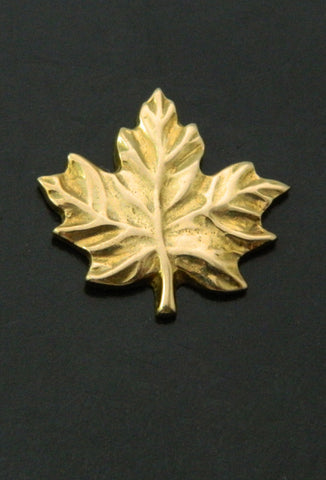 Maple Leaf Tie Tack