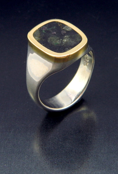 Rectangle-Top Kimberlite Ring