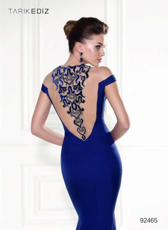 Tarik Ediz 92465 Evening Dress