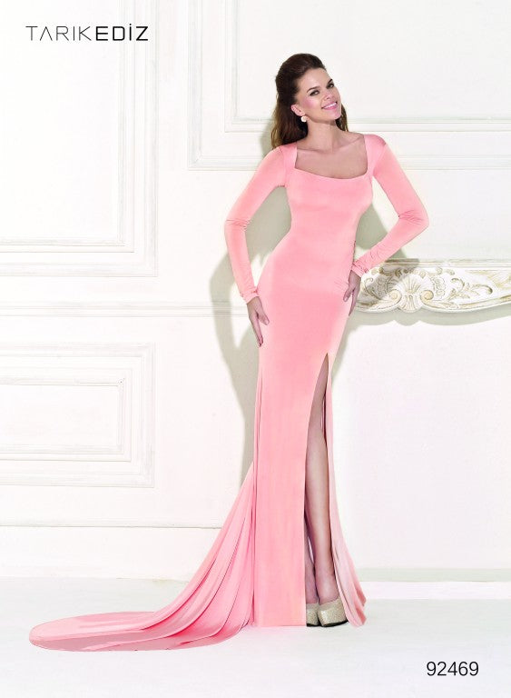 Tarik Ediz 92469 Evening Dress
