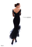 Tarik Ediz 93417 Evening Dress.