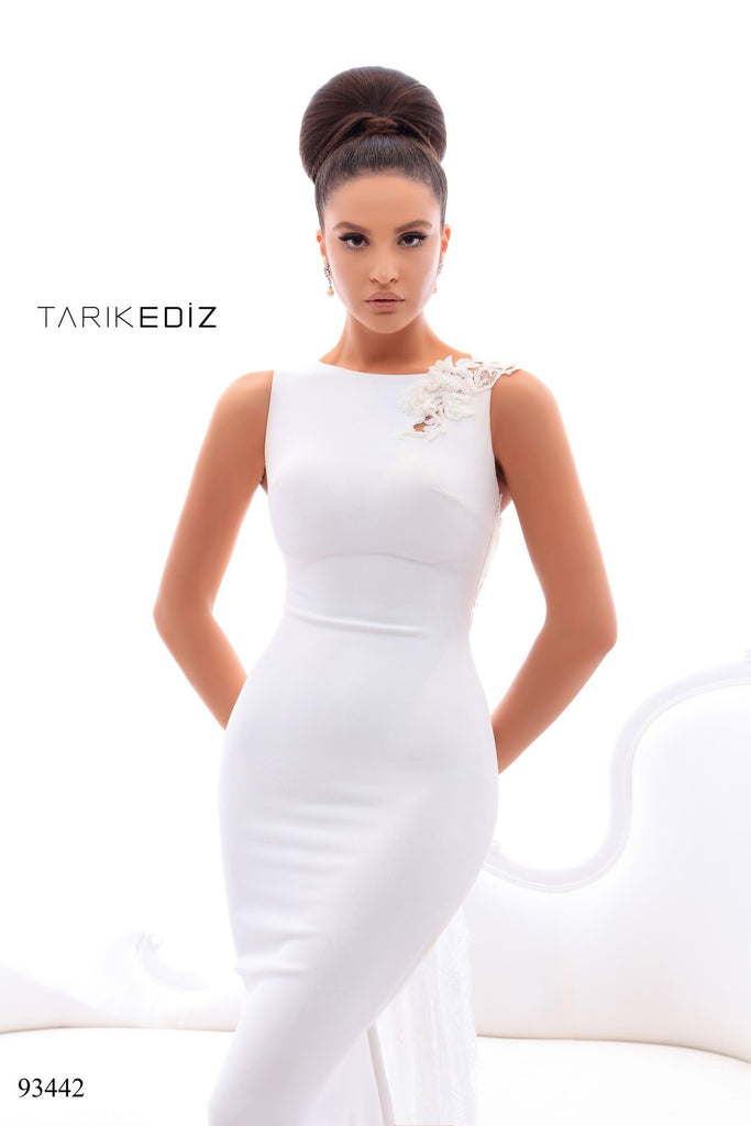 Tarik Ediz 93442 Evening Dress