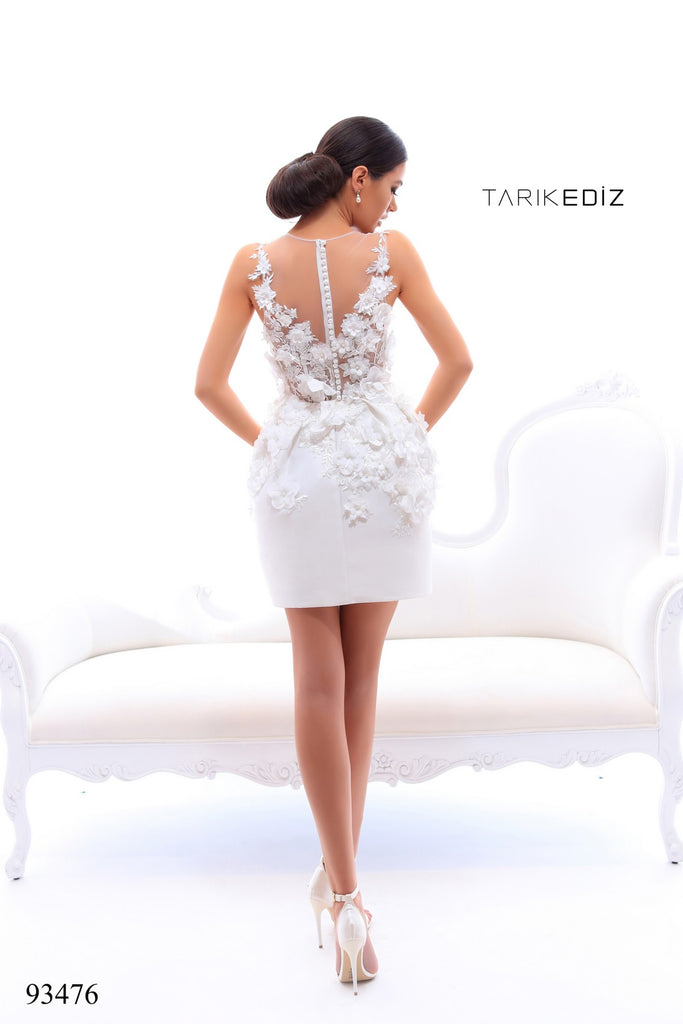 Tarik Ediz 93476 Evening Dress