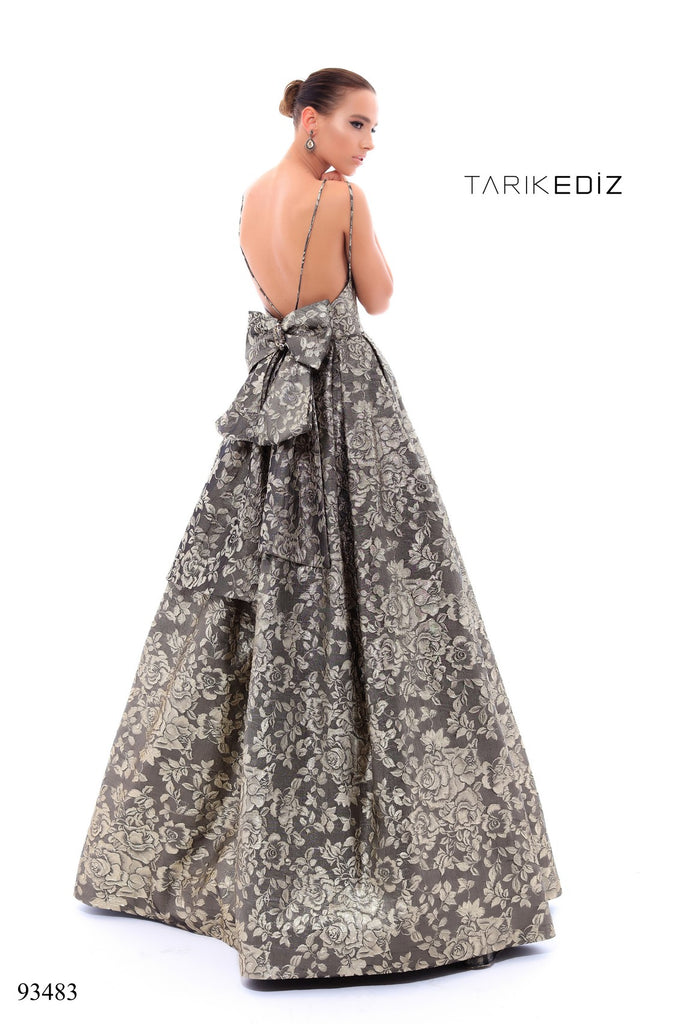 Tarik Ediz 93483 Evening Dress