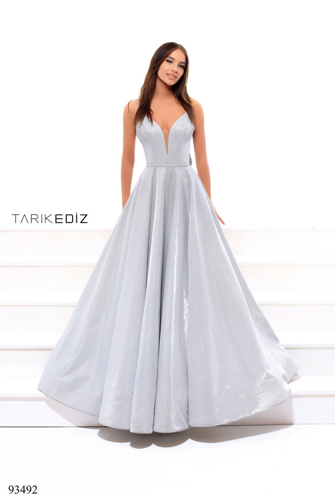 Tarik Ediz 93492 Evening Dress