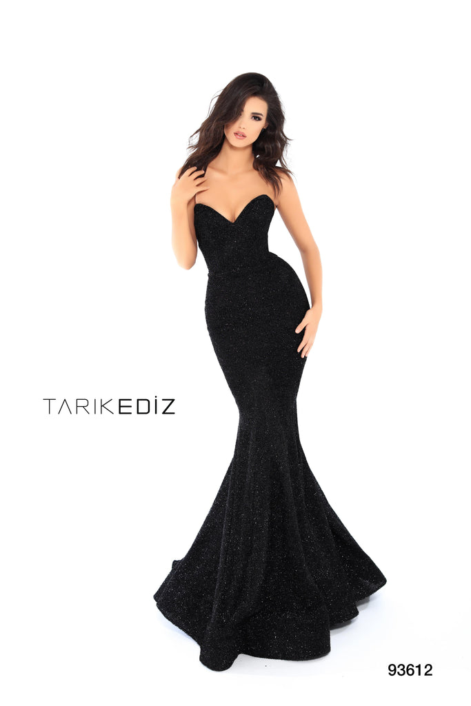 Tarik Ediz 93612 Evening Dress