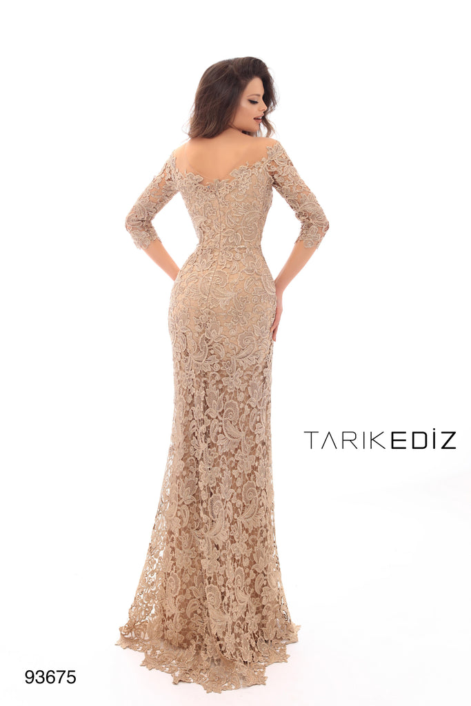 Tarik Ediz 93675 Evening Dress
