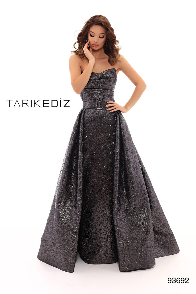 Tarik Ediz 93692 Evening Dress