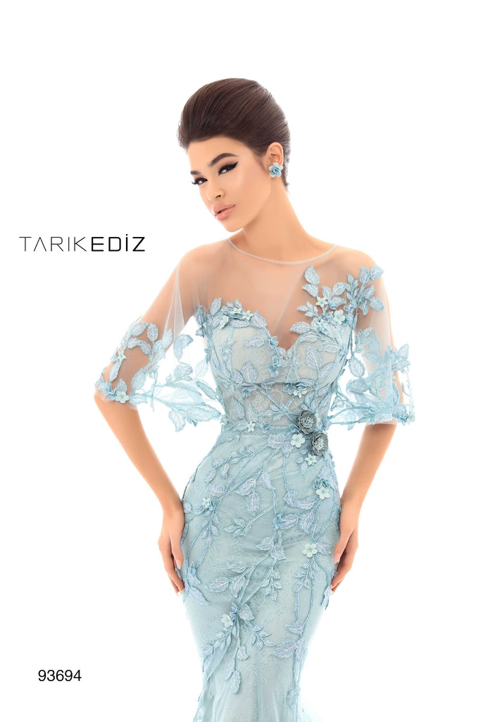 Tarik Ediz 93694 Evening Dress