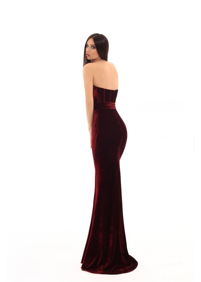 Tarik Ediz 93696 Evening Dress