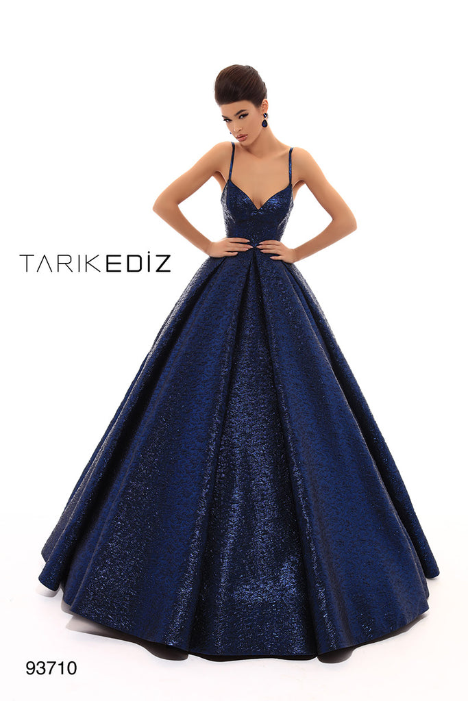 Tarik Ediz 93710 Evening Dress