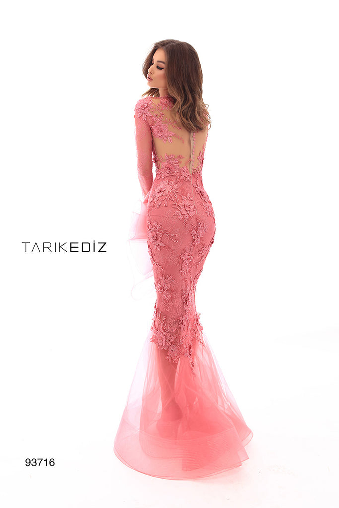 Tarik Ediz 93716 Evening Dress