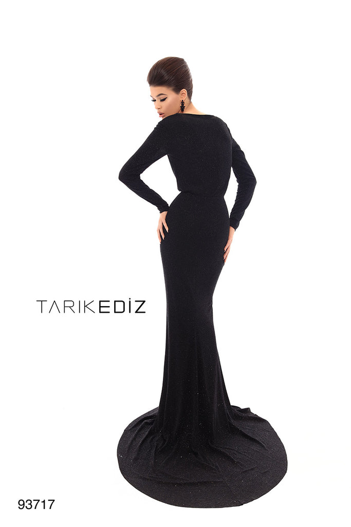 Tarik Ediz 93717 Evening Dress