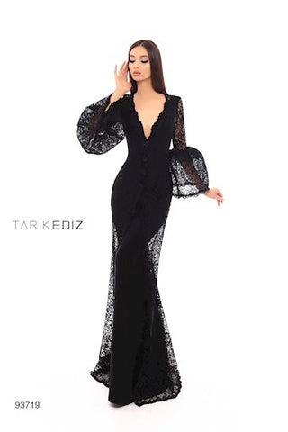 Tarik Ediz 93719 Evening Dress