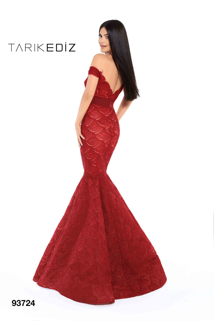 Tarik Ediz 93724 Evening Dress
