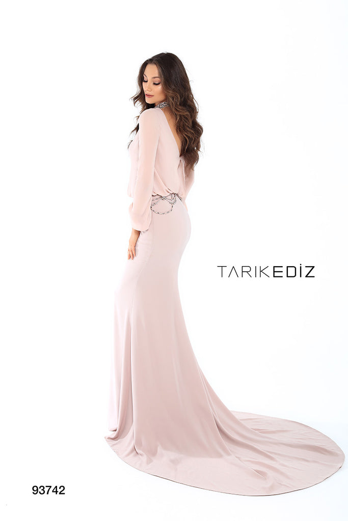 Tarik Ediz 93742 Evening Dress