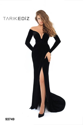 Tarik Ediz 93749 Evening Dress