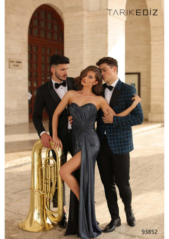 Tarik Ediz 93852 Evening Dress