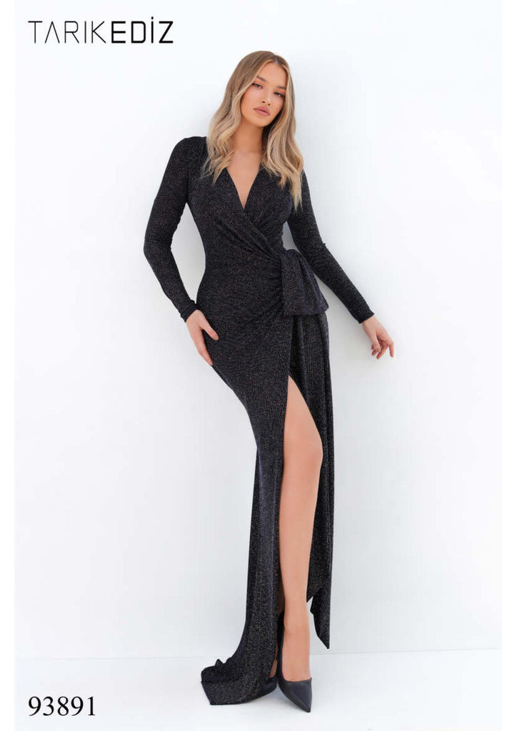 Tarik Ediz 93891 Evening Dress