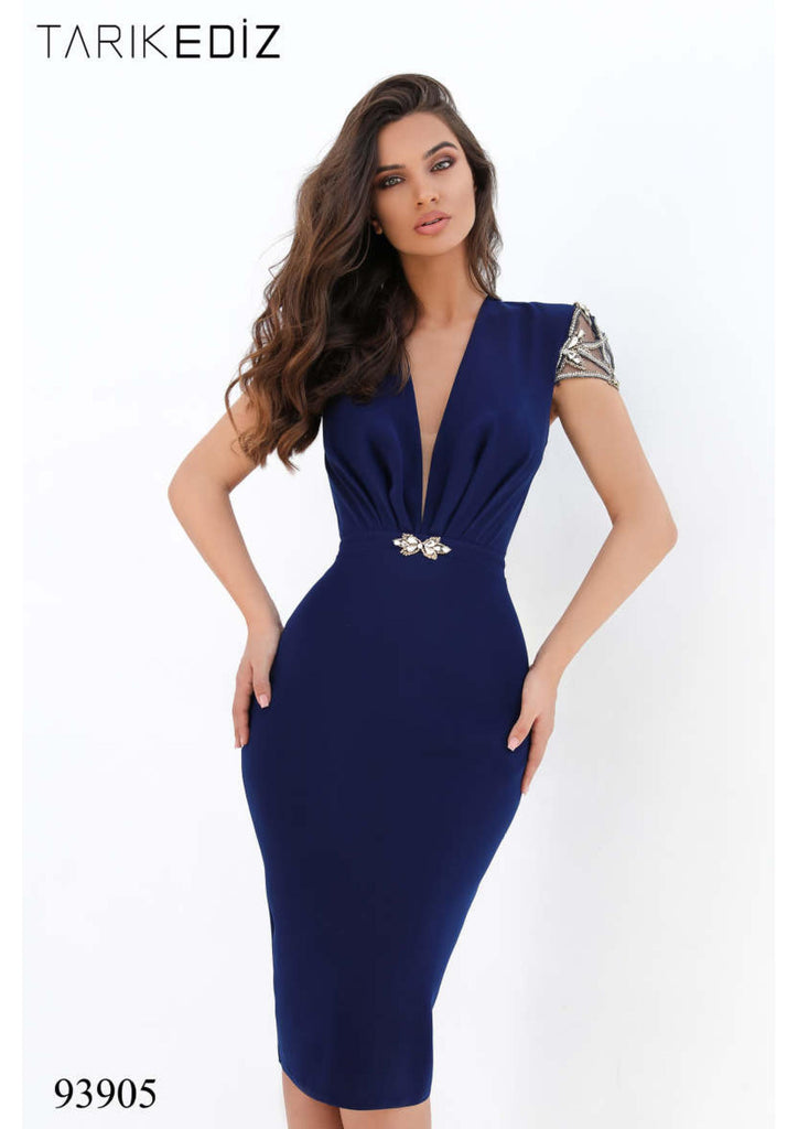 Tarik Ediz 93905 Evening Dress