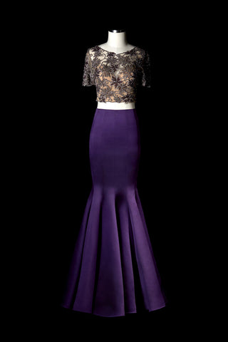 Tarik Ediz 93261 Evening Dress
