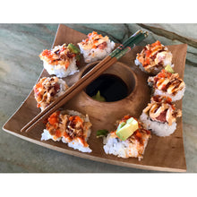 Load image into Gallery viewer, Personal Sushi Plate