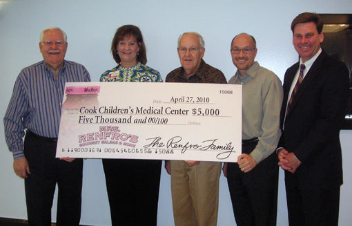 Renfro Cook Children's Medical Center 2010