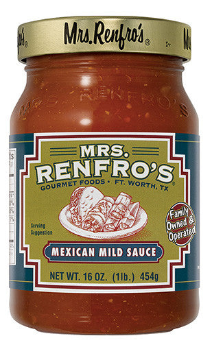 Mexican Mild Sauce