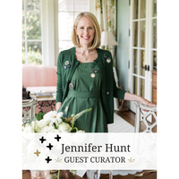 Introducing Guest Curator, Jennifer Hunt!
