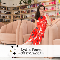 Introducing Guest Curator, Lydia Fenet!