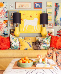 Amanda Louise Interiors Guide to Gallery Walls