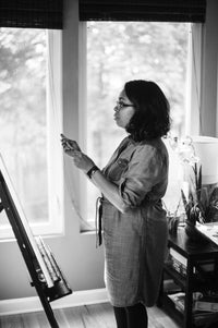 Drawing Parallels with Artist Allison Ford