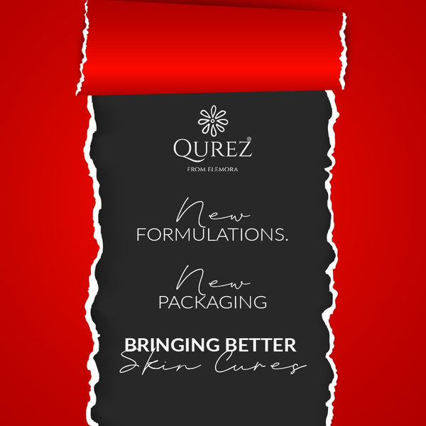Qurez products have gone through a makeover stage and what exactly has changed!