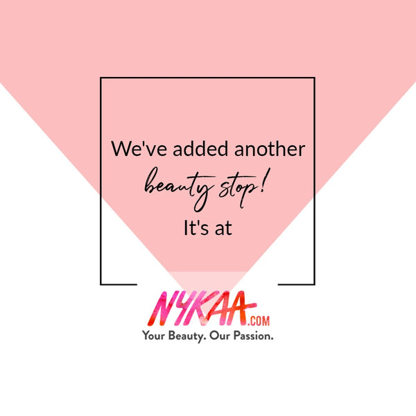 Now Qurez brings natural and vegan skincare closer to y'all through Nykaa!!