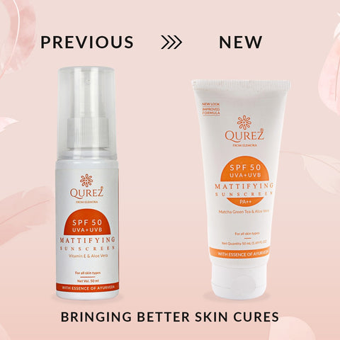 Qurez sunscreen welcomes a new member