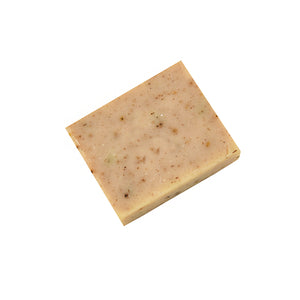 Qurez 7 Herbs Shampoo Bar with Tea Tree and Lemongrass (Sulphate free and Organic), 100g