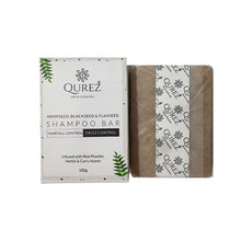 Load image into Gallery viewer, Qurez Hempseed Shampoo bar