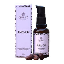 Load image into Gallery viewer, JoRo Oil - Jojoba and Rosehip Oil for Skin and Hair, 30 ml